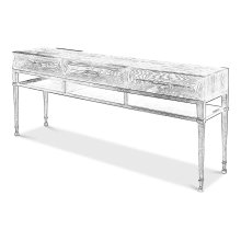 Soho Media Console, Artisan Grey