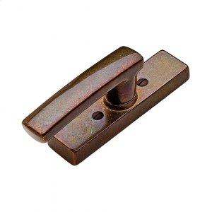Metro Tilt & Turn Window Escutcheon - EW225 Silicon Bronze Brushed Product Image