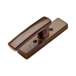 Metro Tilt & Turn Window Escutcheon - EW225 Silicon Bronze Brushed Product Image