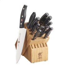ZWILLING TWIN Signature 11-pc Knife Block Set