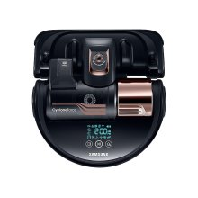 POWERbot Turbo Robot Vacuum in Ebony Copper