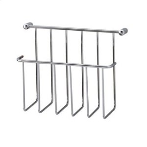 Essentials Wall Mounted Magazine Holder Product Image