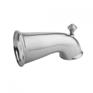 Satin Nickel - Victorian Slip Fit Diverter Tub Spout Product Image
