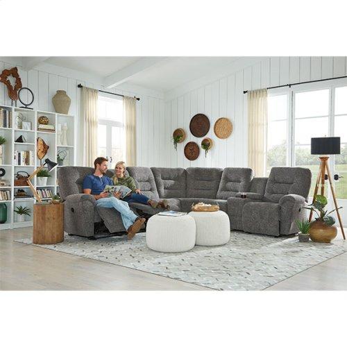 UNITY SECT. Power Reclining Sofa