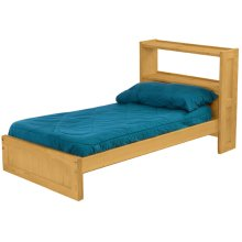 Bookcase Bed, Twin