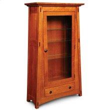 McCoy Cabinet with Antique Glass Door