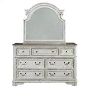 Dresser & Mirror Product Image