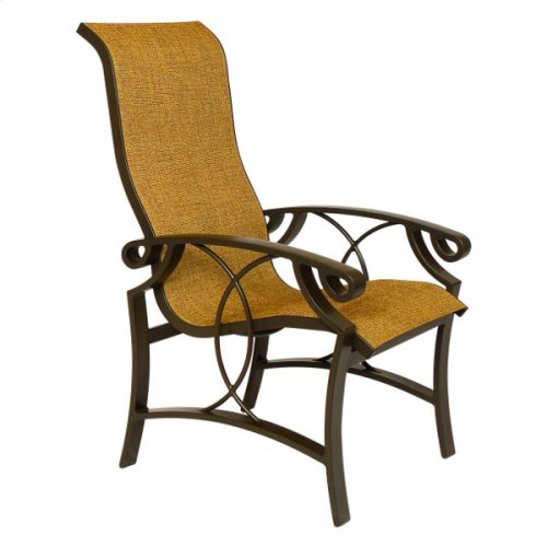 Cinnamon Bay Ultra High-Back Dining Chair