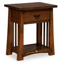 Castlebrook 1 Drawer Nightstand