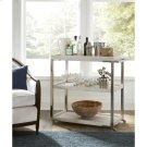 Lilly - Tray-top Bar Cart - Champagne Finish Product Image