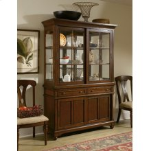 Reede's Landing China Hutch