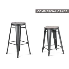 "Parker Counter Stool 17"" x 17"" x 24"""