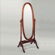 Cheval Mirror Cherry Product Image