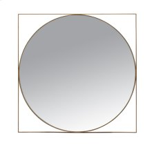 Carpenter Brass Mirror