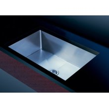 Large Kitchen Sink - Extra Heavy Duty - Satin Stainless