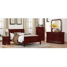 """6 Drawer Dresser - 58""""L X 16""""D X 33""""H"""