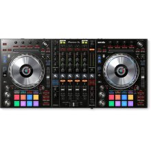Flagship 4-channel controller for Serato DJ Pro