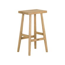Wheat Talus Barstool