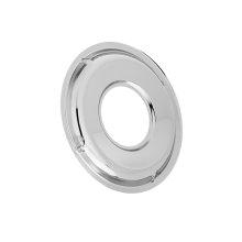 Smart Choice Round Chrome Gas Drip Pan