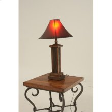 Glacier Bay - Blowing Rock Table Lamp