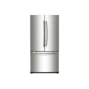 20 cu. ft. French Door Refrigerator in Stainless Steel Product Image