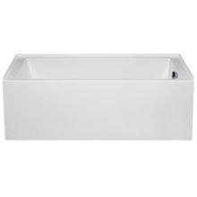 Skirted Rectangular Bathtub