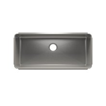 "Classic 003215 - undermount stainless steel Kitchen sink , 36"" × 16"" × 10"""