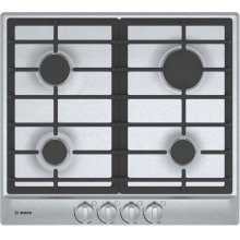 500 Series Gas Cooktop 24'' Stainless steel NGM5456UC