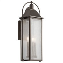 Harbor Row 4 Light Wall Light Olde Bronze®