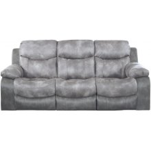 Power Reclining Sofa W/ DDT
