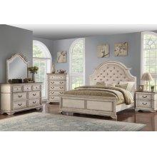 Anastasia Queen 6 Piece Bedroom
