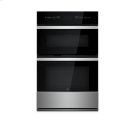"NOIR 27"" Microwave/Wall Oven with MultiMode® Convection System Product Image"