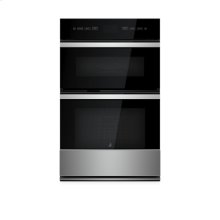 """NOIR 27"""" Microwave/Wall Oven with MultiMode® Convection System"""