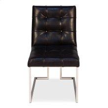 Hubbard Iron & Leather Chair