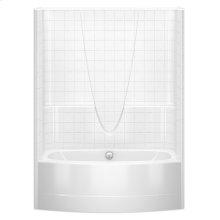 2603BSTC - Tub-Shower