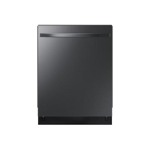 StormWash 48 dBA Dishwasher in Black Stainless Steel