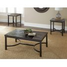 """Ambrose Cocktail Table 48"""" x 28"""" x 18""""H Product Image"""