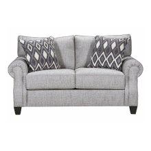 8010 Stationary Loveseat