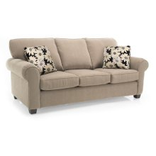 Apartment Sofa (2 seat over 2 back)