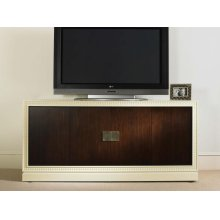 Tribeca Entertainment Console With Uph Doors