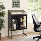 Settle Cabinet in Black Product Image