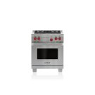 "30"" Dual Fuel Range - 4 Burners Product Image"