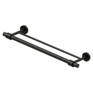 """24"""" Double Towel Bar BBS Series - Oil-rubbed Bronze Product Image"""
