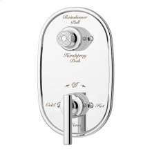 Symmons Lucetta Valve and Trim - Polished Chrome