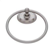 Satin Nickel Piedmont Towel Ring
