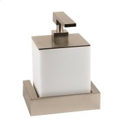 SPECIAL ORDER Wall-mounted liquid soap dispenser - white Neolyte