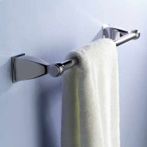 "Quattro 24"" Towel Bar - Satin Nickel Product Image"