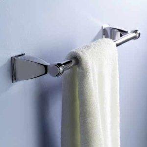 "Quattro 24"" Towel Bar - Satin Nickel Product Image"