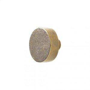 Luna Knob - CK240 Silicon Bronze Brushed Product Image