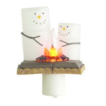 S'mores Flicker Night-Light